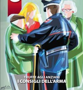 Contro truffe e raggiri: consigli dell'Arma dei Carabinieri