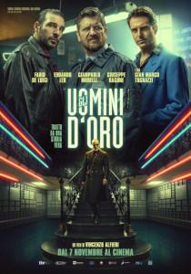 Gli Uomini d'Oro @ Cineteatro Don Bosco
