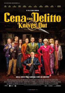 Cena con Delitto - Knives Out @ Cineteatro Don Bosco