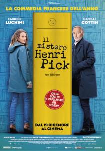 Il Mistero Henri Pick @ Cineteatro Don Bosco