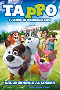 TAPPO - Cucciolo in un mare di guai @ Cineteatro Don Bosco