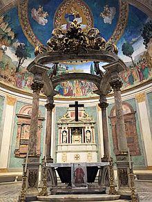 Stazione quaresimale: Scala Santa e S. Croce in Gerusalemme