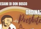 Ordinazione presbiterale di tre nuovi Salesiani di Don Bosco